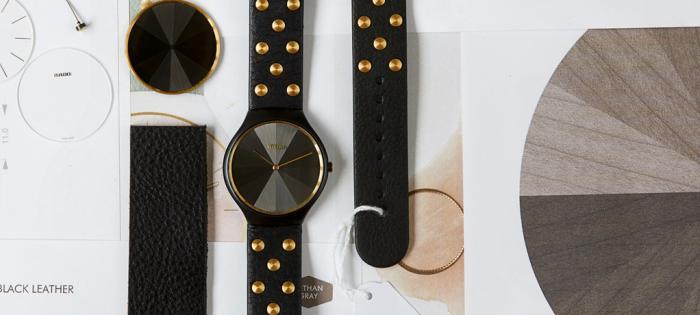 """""""耀""""出真风格 RADO瑞士雷达表携手英国设计师贝唐.格雷(Bethan Gray)推出创意非凡的 RADO瑞士雷达表True Thinline真薄系列铆钉限量版腕表"""