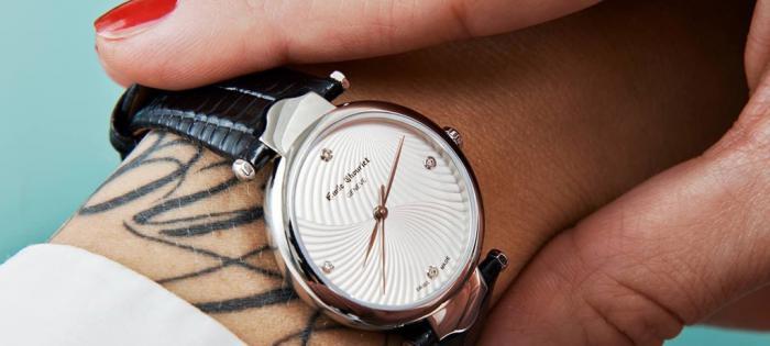 艾米龙净雅系列芭蕾腕表,以优雅之姿许你2019轻柔时光
