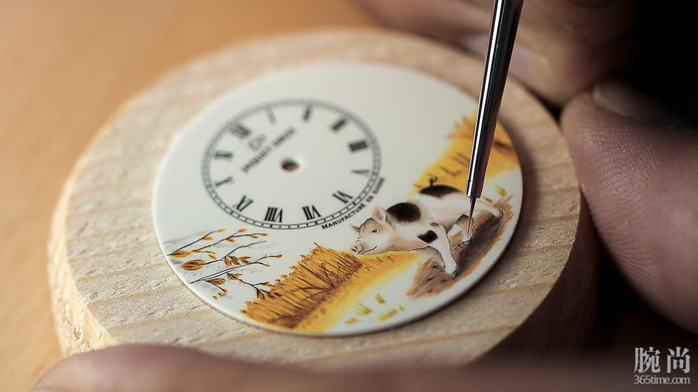 Jaquet-Droz_PetiteHeureMinutePig_PaintingWorkshop_980x550.jpg