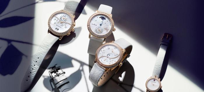 当代独立女性的浪漫选择 宝珀Blancpain女装腕表展重庆闪耀开幕