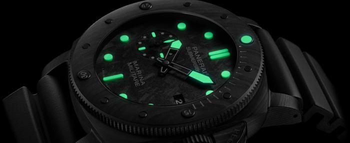 三分钟读懂沛纳海在2019SIHH上都发布了那些新款Submersible潜水表