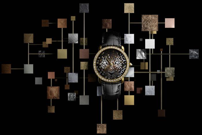 【SIHH 2019】2019日内瓦国际高级钟表展发布跃然活现的PANTHÈRE DE CARTIER卡地亚猎豹腕表!