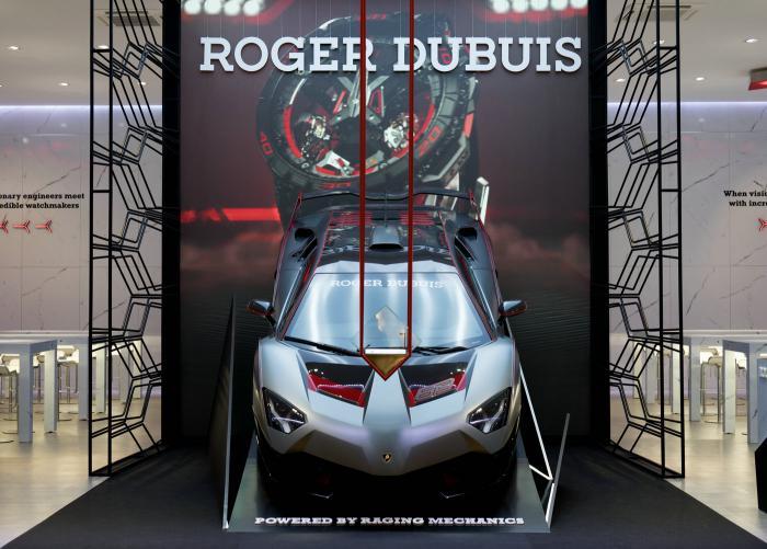 【SIHH 2019】2019日内瓦国际钟表展 Roger Dubuis 罗杰杜彼发布新款Excalibur王者系列 One-off 腕表!