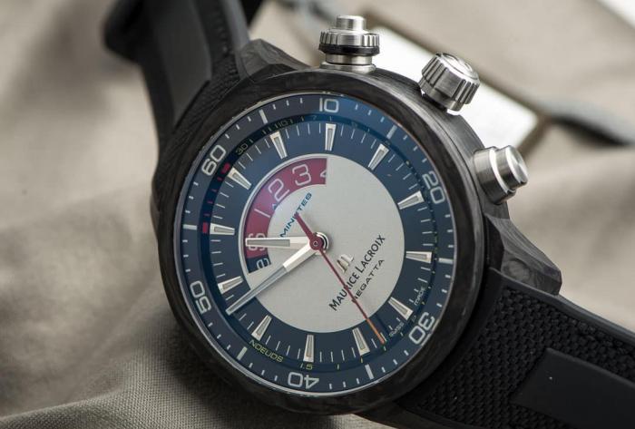 艾美奔涛系列S Regatta航海腕表——只为乘风破浪!