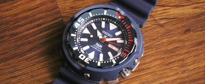 外观好,质量硬,白菜价——精工Prospex系列PADI特别版SRPA83腕表