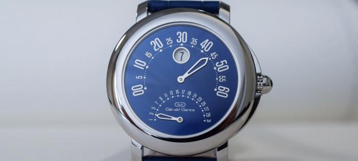 Bulgari 宝格丽推出 Gérald Genta 五十周年纪念数字跳时腕表