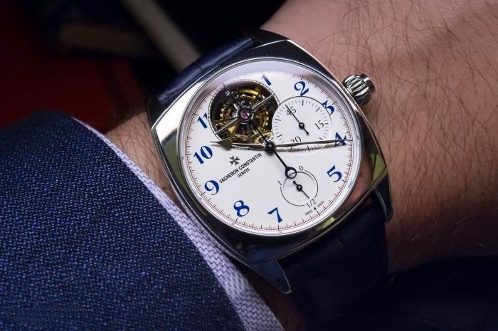 江诗丹顿Harmony陀飞轮计时腕表5100S——现代与古典完美融合!