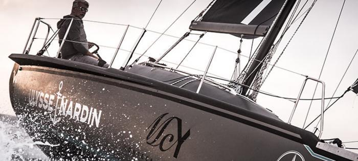 英雄舰队新成员横渡大西洋,Ulysse Nardin雅典表为其保驾护航