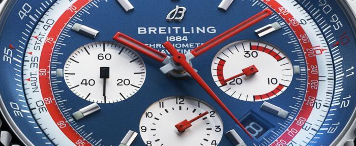 百年灵推出胶囊系列 第二款航空公司特别版计时腕表,纪念航空业的黄金时代
