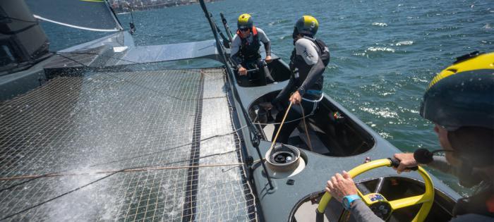 劳力士与国际帆船大奖赛建立独家长期全球合作关系,成为国际帆船大奖赛全球合作伙伴及官方时计