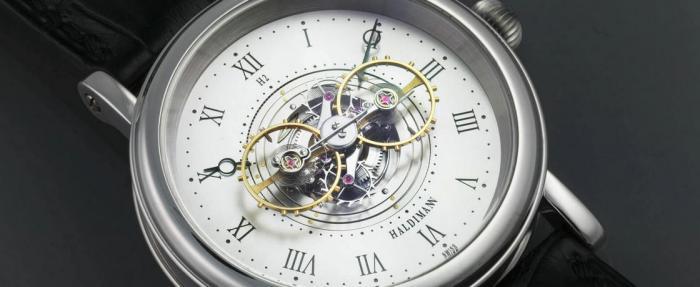 """双""""心脏""""手表了解一哈——多重调速机构腕表的理念"""