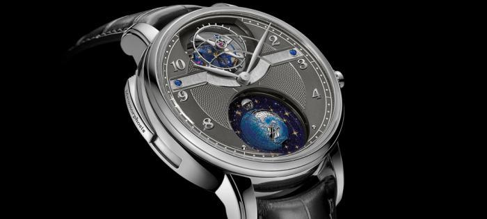 全新万宝龙明星系列迭变腕表(全球限量8枚) 以卓殊时计臻品,致敬美耐华高级制表传统