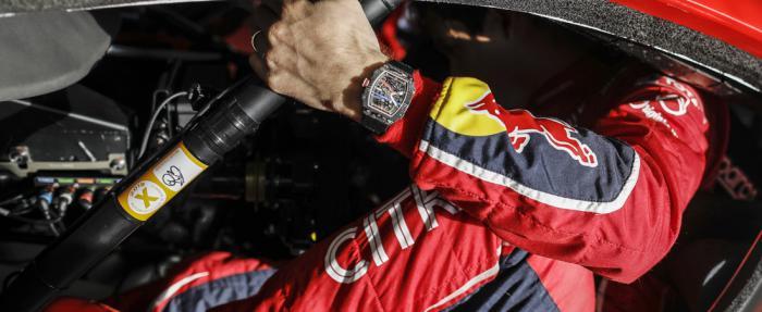 第87届蒙特卡洛汽车拉力赛:RICHARD MILLE赞助的赛车手表现出色