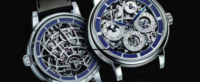 详细讲述历法的轮回以及具有代表性的全历、年历和万年历腕表