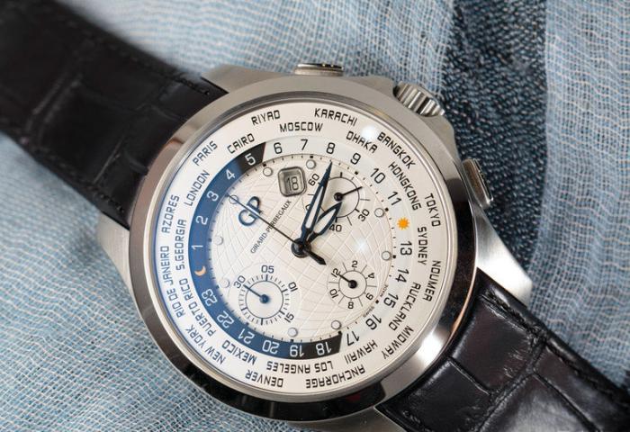 芝柏WW.TC世界时间计时码表——世界那么大,我想去看看!