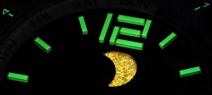 波尔工程师碳氢系列 月相领航者