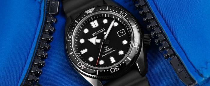 别问,问就是精工——精工Prospex系列SPB107'Topper Edition'腕表
