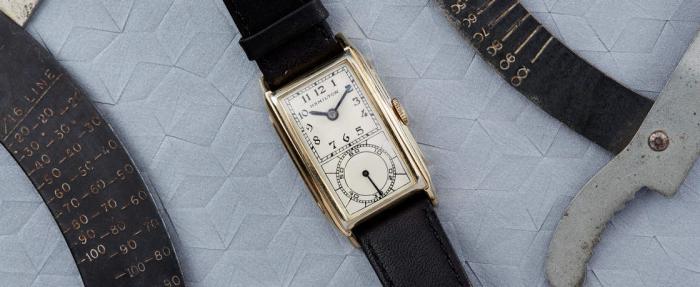 回味绵长——3款经典的长方形手表