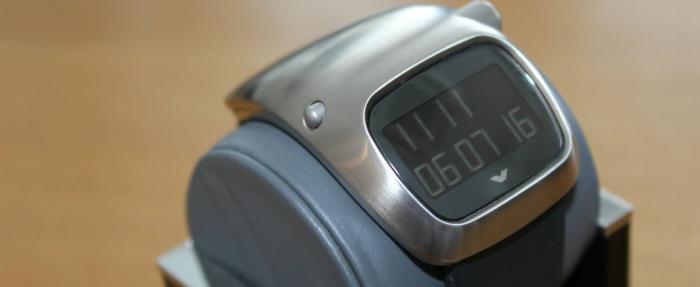 杀手必备——Ventura V-Tec Sigma W25腕表