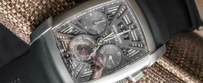 金无足赤,表无完表——帕玛强尼Kalpagraphe Chronomètre腕表