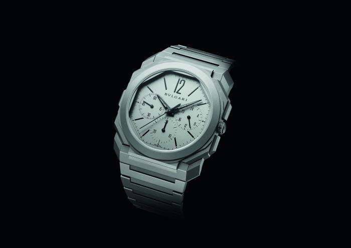 宝格丽纤薄Octo Finissimo GMT自动计时码表第五次刷新当前业界腕表记录!
