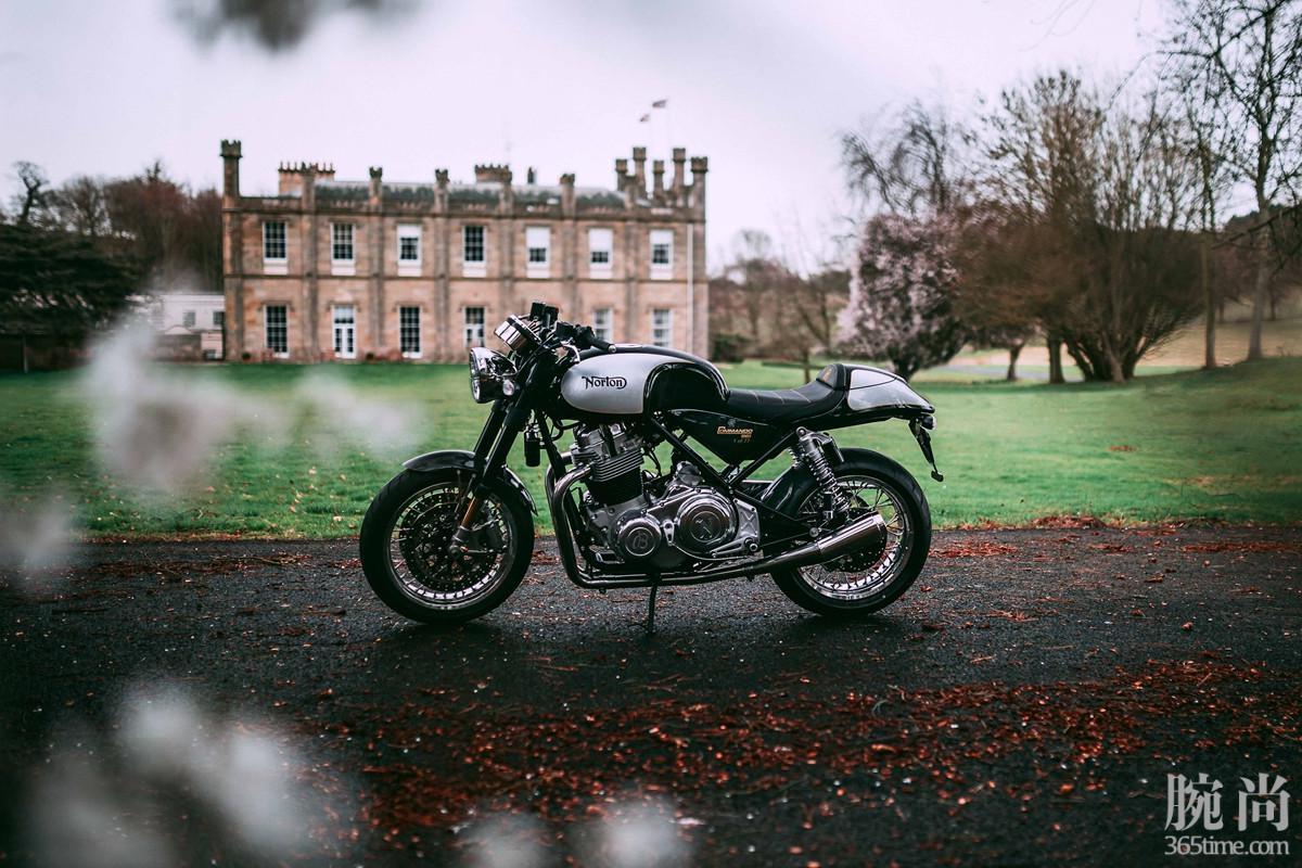 诺顿突击队961咖啡骑士MKII百年灵限量版摩托车_2.jpg