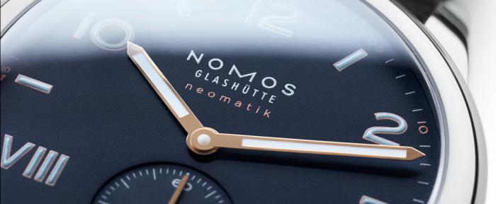 NOMOS在2019年巴塞尔表展上推出Campus系列三款全新时计