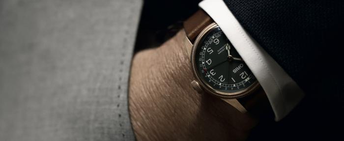八十年经典佳作-豪利时Big Crown Pointer Date 80周年特别版腕表