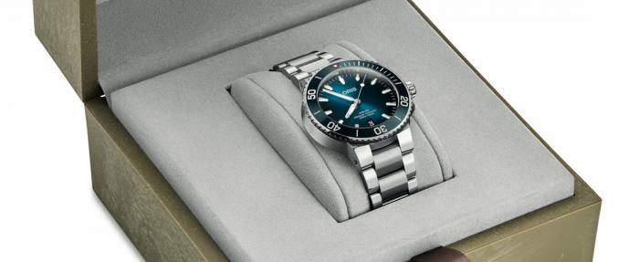 致力于海洋清洁,豪利时推出Clean Ocean清洁海洋限量版腕表