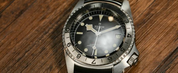 越看越觉得,丑帅丑帅的——帝舵碧湾P01腕表