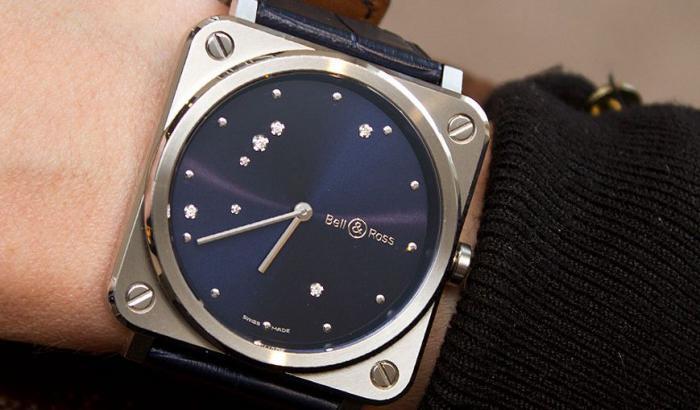 """柏莱士银河系列 BR S Diamond Eagle腕表——腕上的""""朱庇特之鹰"""""""