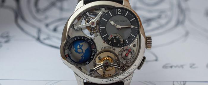 来测验一下你最近膨胀不膨胀——高珀富斯GMT Quadruple Tourbillon腕表