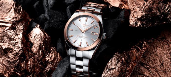 优雅于腕间永恒——天梭风度系列腕表