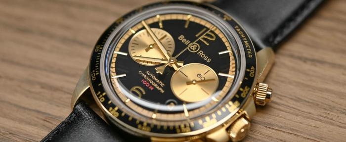 """这""""黑金""""质感,简直了——柏莱士BR V2-94 Bellytanker青铜腕表"""