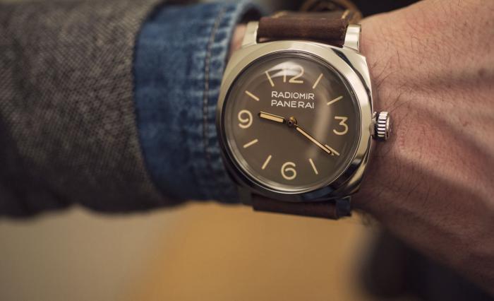 沛纳海RADIOMIR1940系列PAM00662长动力腕表——最经典的军沛!
