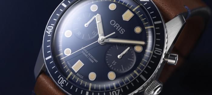 豪利时Divers Sixty-Five新推BUCHERER表店联名特别版