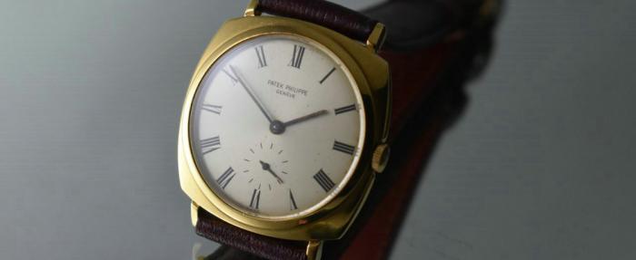 三种形状,三个时代——三款经典的百达翡丽腕表