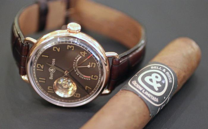 柏莱士VINTAGE WW1 EDICIÓN LIMITADA雪茄合作限量版腕表——专宠雪茄客!