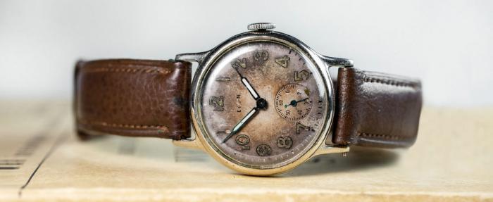 敌人的敌人就是朋友——二战黑暗时期赠予苏联军队的美国手表