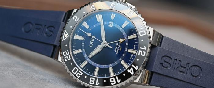 经常出国?那你可得来看看——2019年巴塞尔表展上推出的GMT腕表
