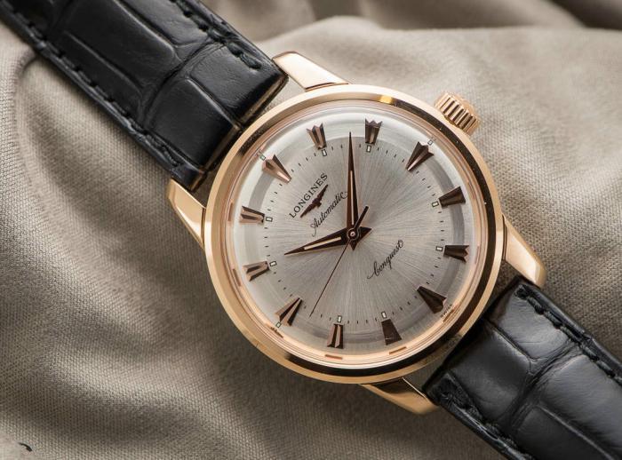 浪琴康卡斯系列经典复古1954-2014限量版腕表——完美的复古之作!