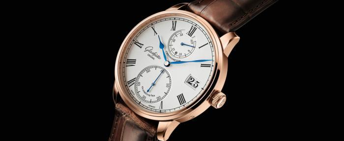 格拉苏蒂发布Senator Chronometer议员天文台腕表系列最新款腕表
