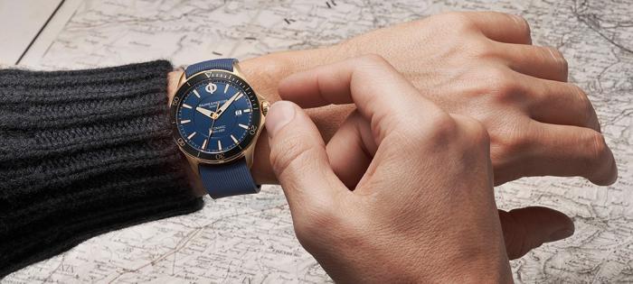 名士克里顿俱乐部系列全新青铜腕表:以色彩展现极致风格