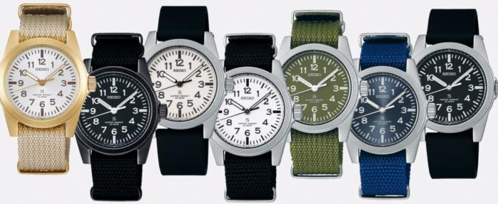 SEIKO精工表正式宣布SUS系列的腕表回归