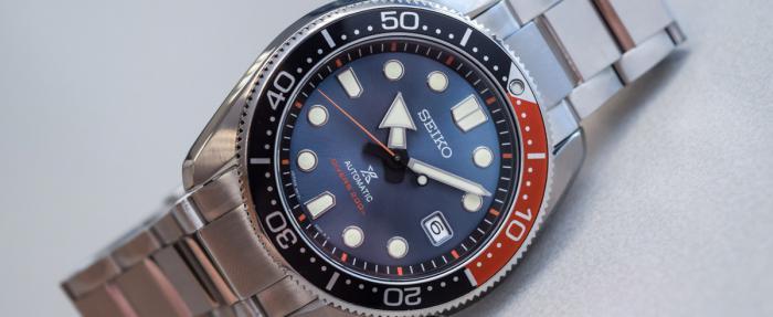 """精工Prospex""""暮光之城蓝""""200米复古潜水表SPB097J1欧洲及美国特别版正式上市"""