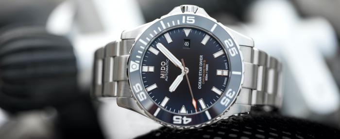 瑞士美度表领航者系列600米潜水表闪耀上市