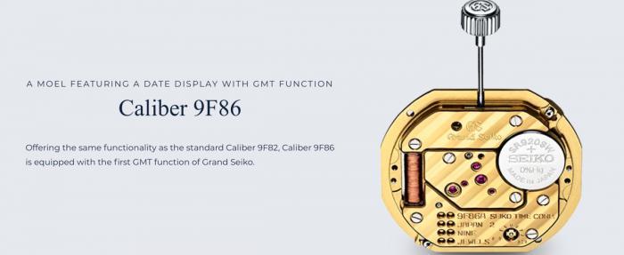 独家点评搭载9F石英机芯的GRAND SEIKO冠蓝狮GMT两地时间腕表SBGN009
