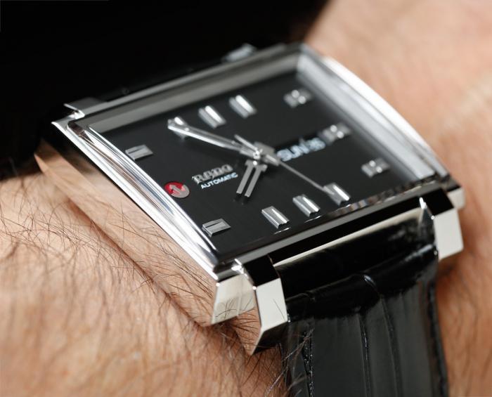 雷达表Tradition 1965自动机械复刻版腕表——复古帅气的矩阵!