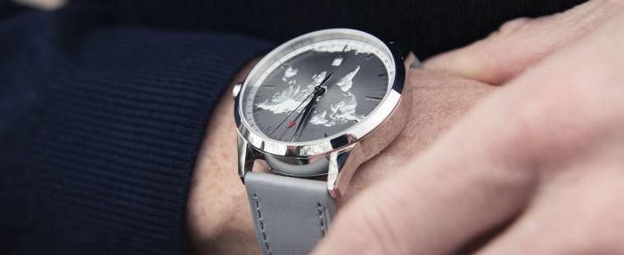 平价旅行用表——CuleM World GMT腕表