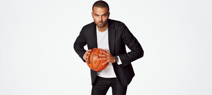这一刻 以你为傲,托尼•帕克宣布退役 天梭表以时光铭刻其篮球高光瞬间